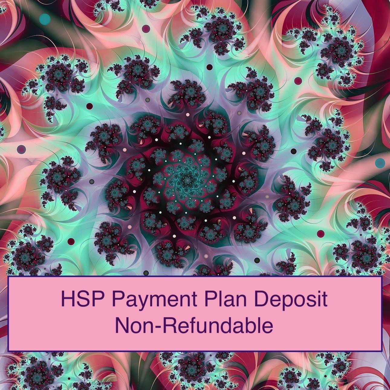 Deposit HSP Fractal